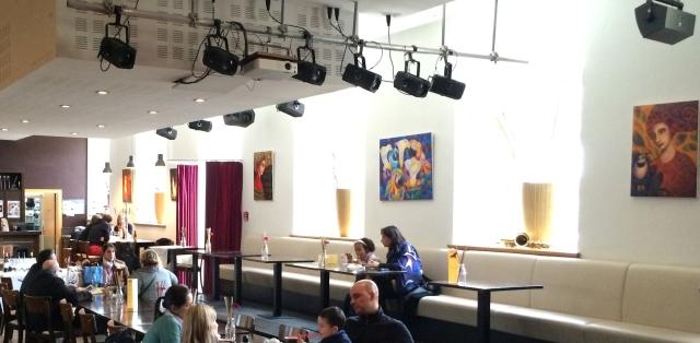 2015 exposition de peintures p ruviennes la brasserie le neum nster chambre de commerce et - Chambre commerce luxembourg ...